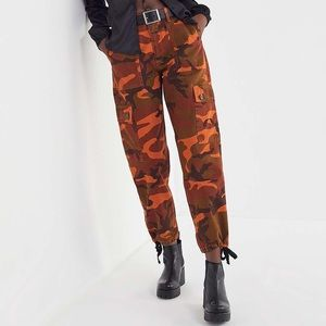 Authentic Camo Cargo Pant